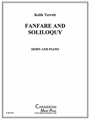 Terrett, Keith - Fanfare and Soliloquy (image 1)