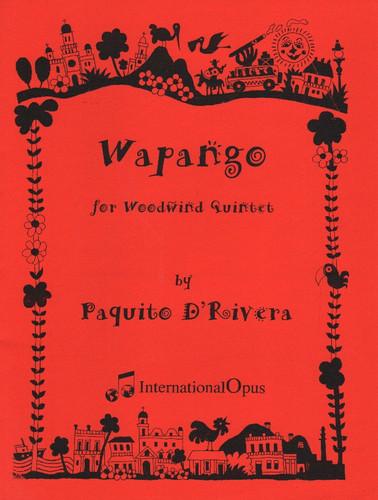 D'Rivera, Paquito - Wapango (WWQ) (image 1)
