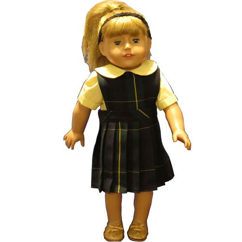 Doll Uniform Knife Pleated Jumper