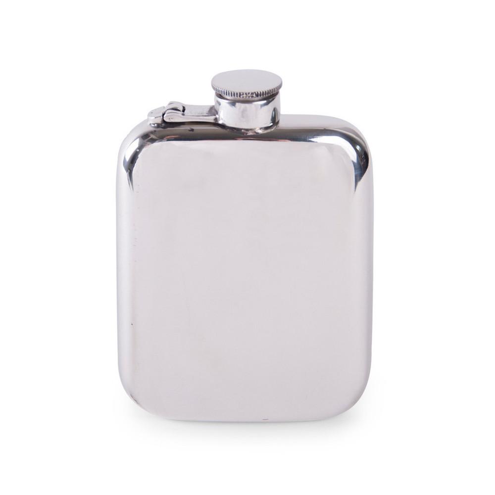 Wentworth Flask - 6oz Polished