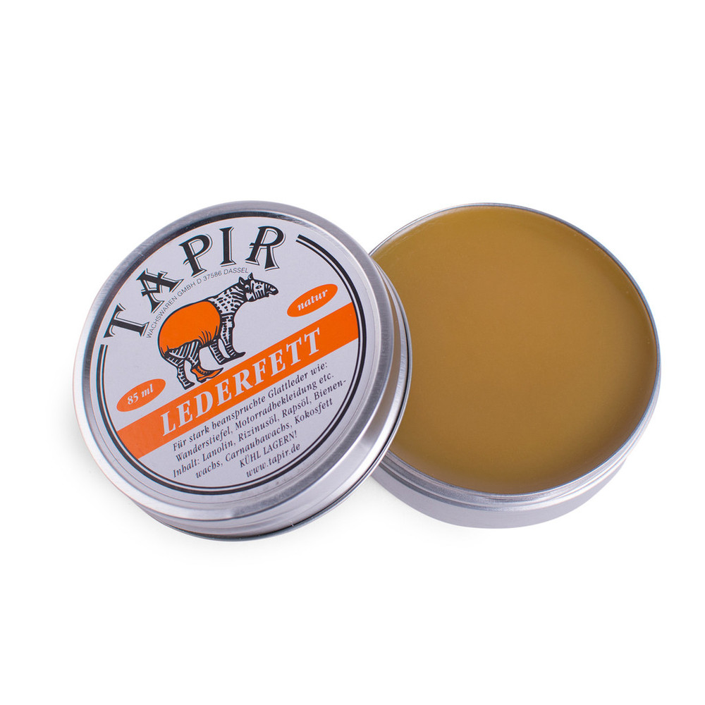 Tapir Leather Fat