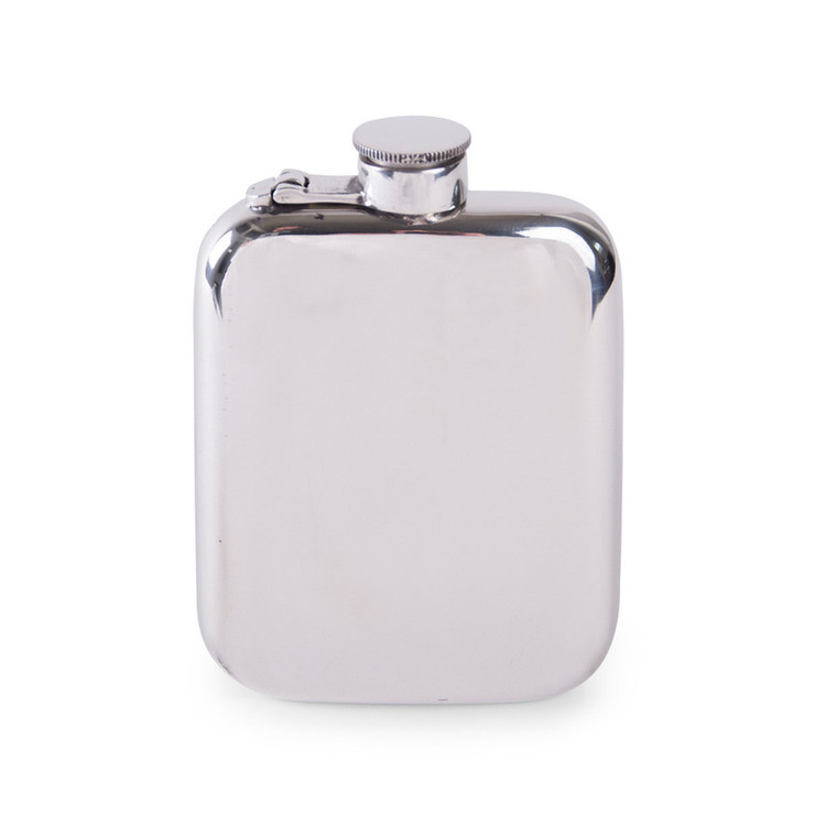 Wentworth Flask - 6oz Polished