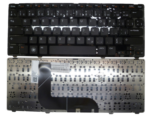 Laptop keyboard for DELL for Inspiron 14Z 5423 P35G 13z 5323 P31G for Vostro 3360 P32G 00TM9J MP-11K53CK6442 MP-11K5 Canada CA black with frame New
