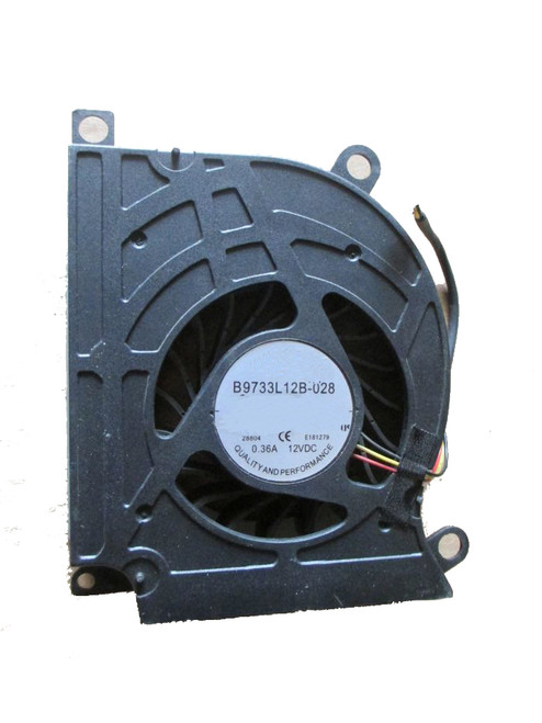 CPU Cooling Fan For MSI GT780DX GT70 GT780 GT783 GT783R GX660 GX680 GX780 MS-16F3 MS-18F4 MS-1762 MS-1763 0.36A 12VDC New