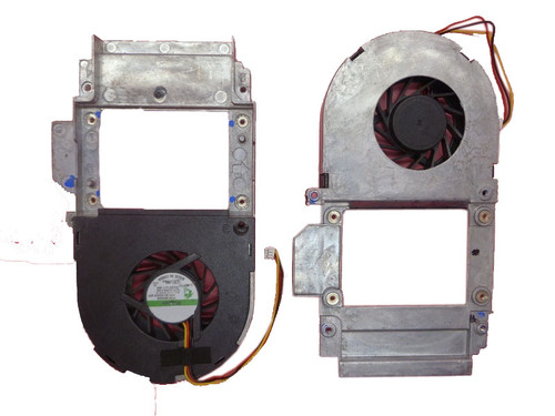 CPU Fan For DELL Inspiron 1300 B130 B120 Latitude 120L PP21L GC055515VH-A 13.V1.B1658.F.GN MD538 USED