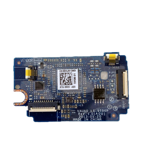 Laptop I/O PC Card Board For DELL Latitude E7440 P40G VAUA0 LS-9596P 05XKJW
