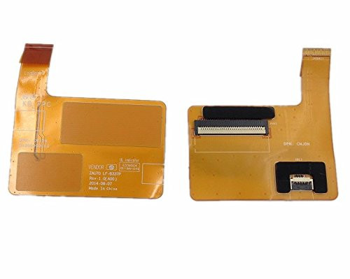 Laptop Keyboard Junction Board FPC Cable For DELL Latitude 13 7350 P58G ZAU70 LF-B337P DA30000OU10 0CNJDN CNJDN
