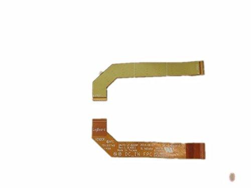 Laptop DC IN FPC Cable For DELL Latitude 13 7350 P58G ZAU70 LF-B335P DA30000OT10