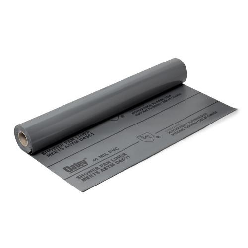 Oatey 40 mil 6' PVC Shower Liner