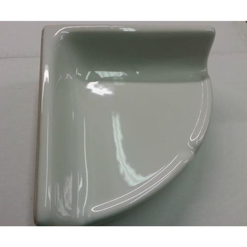 Ceramic Corner Shelf