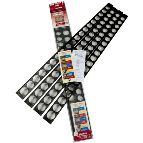 Quick Pitch Extension Sticks - 4 pack
