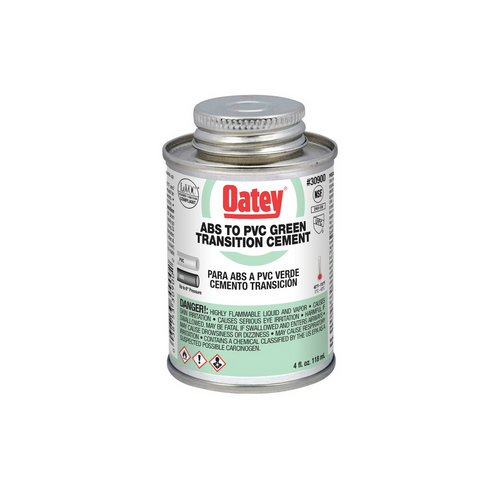 Oatey Transitional Glue