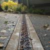 Iron Age Raw Cast Iron Mini Channel Locust Grate