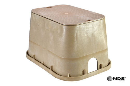 "NDS Valve Box 14"" x 19"" (Sand Box / Sand Cover)"