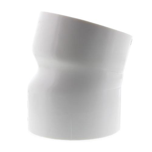 """4"""" PVC Schedule 40 15 (1/24) (S x S)"""