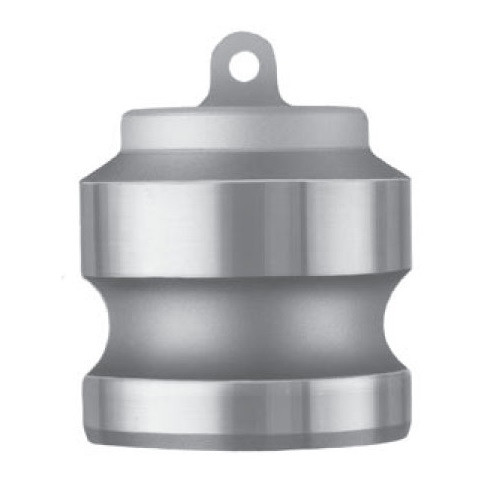 "1 1/2"" Part W, Aluminum Adapter Dust Plug"