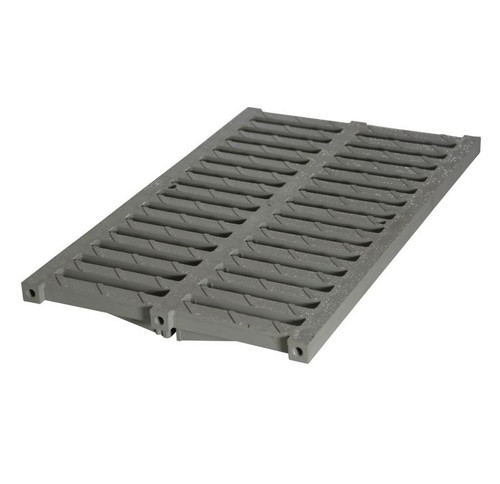 """NDS Pro Series 12"""" Light Traffic Channel Grate"""