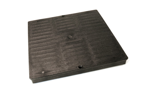 "NDS 12"" Sump/Valve Box SOLID Cover"