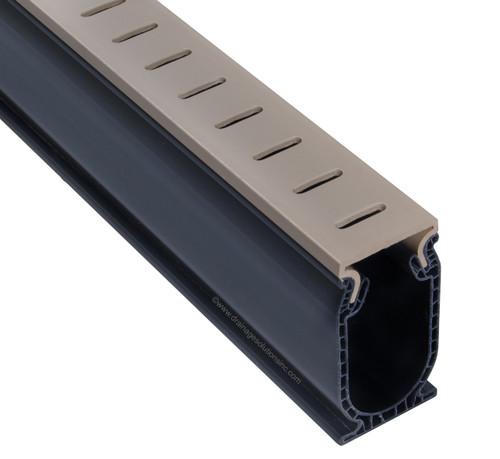 Stegmeier Frontier Deck Drain (Tan) 5'