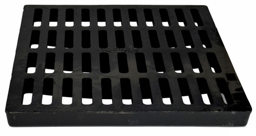 "NDS Square Cast Iron Grate for 24"" Basin"