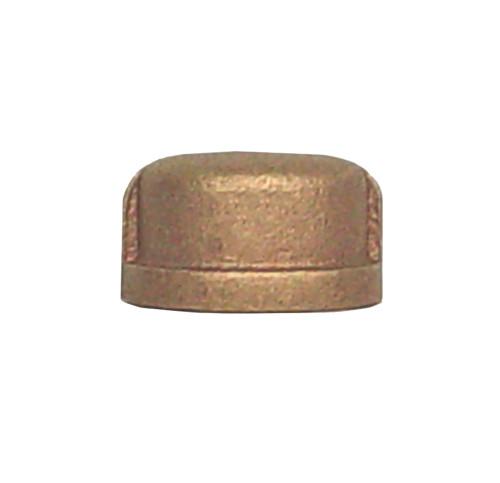 """1"""" Bronze Cap (MPT)"""