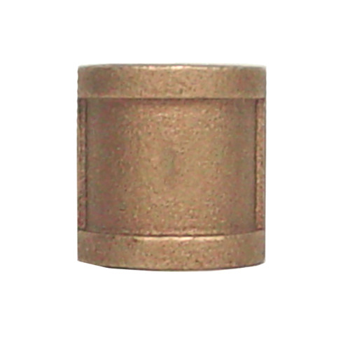 "1 1/2"" Bronze Coupling (FPT x FPT)"