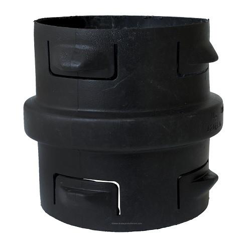 """HDPE  10"""" Singlewall Internal Coupling"""