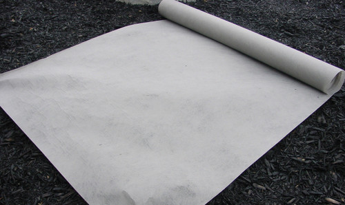 6' X 300'  3 oz. Spun Bonded Polyester Landscape Fabric