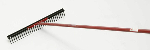 "Wolverine 30"" Wide Steel Landscape Rake (Box of 6)"