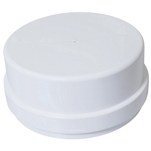 "15"" PVC SDR35 Fabricated Gasket Joint Cap (G)"