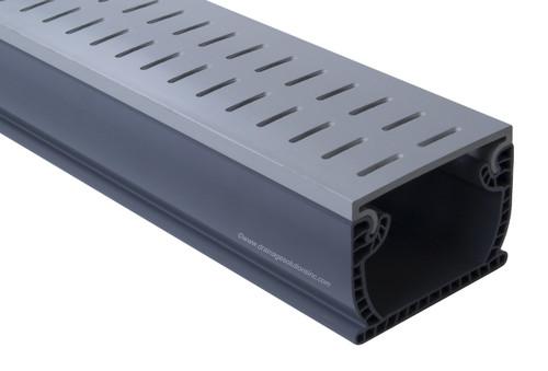 Stegmeier Flowmaster Commercial Drain (Grey) 10' (Box of 4)