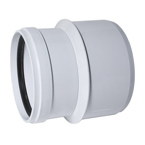 "6"" x 4"" PVC SDR35 Heavy Wall GJ Reducer Bushing (Sp x G)"