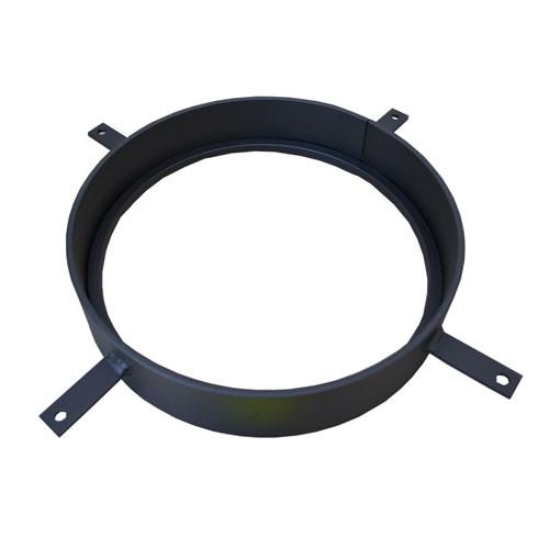 "Standard 12"" Metal Collar for GR12P Grate"