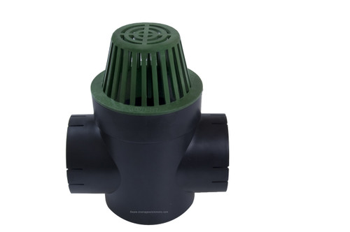 NDS Spee-D Basin Double Outlet Atrium Kit - Green