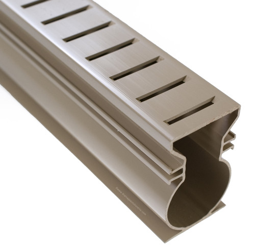 Stegmeier Super Drain  (Tan) 5' (Box of 8)