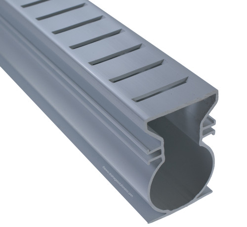 Stegmeier Super Drain  (Grey) 5'