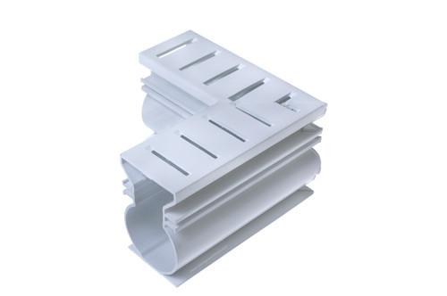 Stegmeier Super Drain 90 (White)