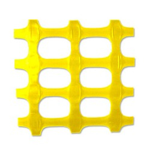 5' x 100' Yellow Airport Heavy Duty Snow Control Fence