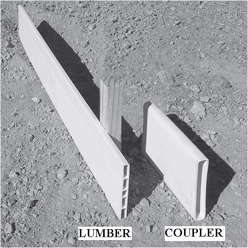 "Stegmeier 6"" Slip-N-Join Lumber Coupler (Box of 6)"
