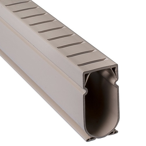 Stegmeier Deck Drain (Tan) 5' (Box of 8)