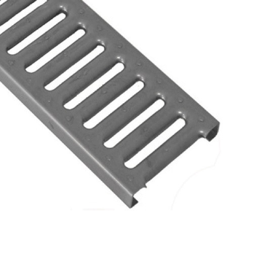 ABT Polydrain Stainless Steel Reinforced Slotted Grate
