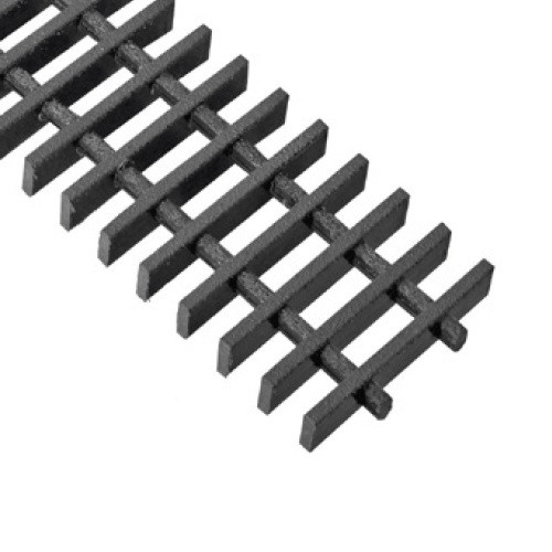 "ABT Polydrain Fiberglass Grate 2720 (Bars on 1"" Centers)"