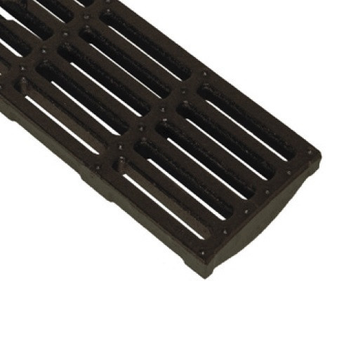 ABT Polydrain Ductile Iron Longitudinal ADA Slotted Grate