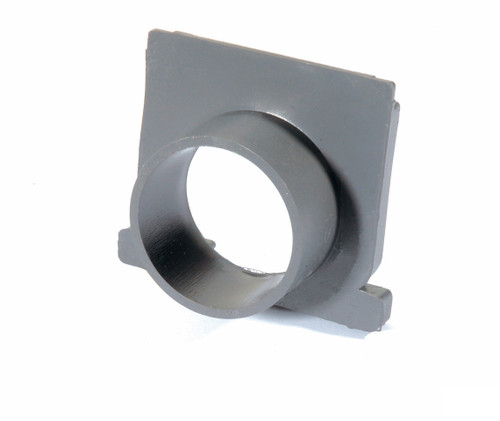 NDS Mini Channel End Outlet (Gray) (Each)