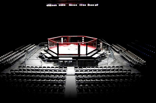 MMA Cage Rental