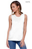 1150 - Women's Cotton Muscle Tee