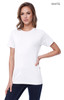 2110U - Women's Cotton Crew Neck T-shirt