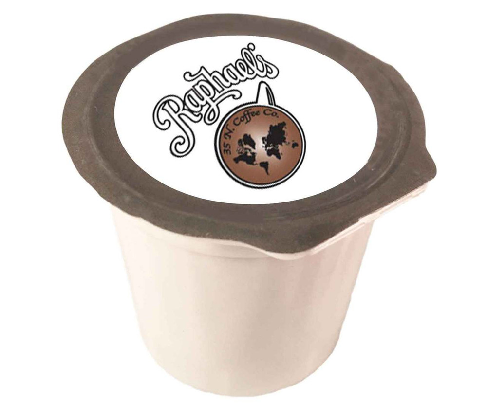 Custom Flavored SS Cup