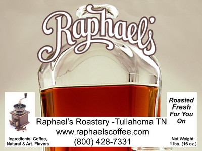Our own union of TN Whiskey and our smooth coffee.