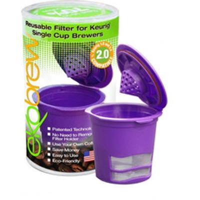 Ekobrew-2.0 Reusable Single Cup Filter